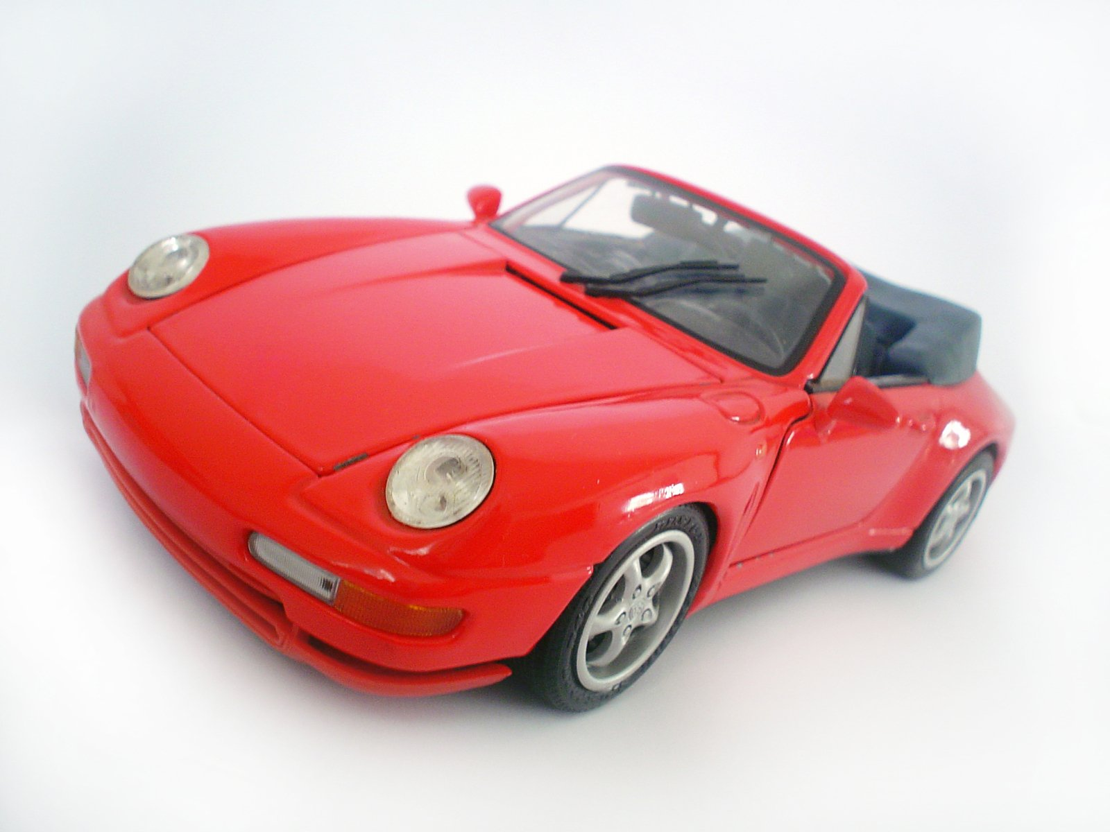 Toy car - Red