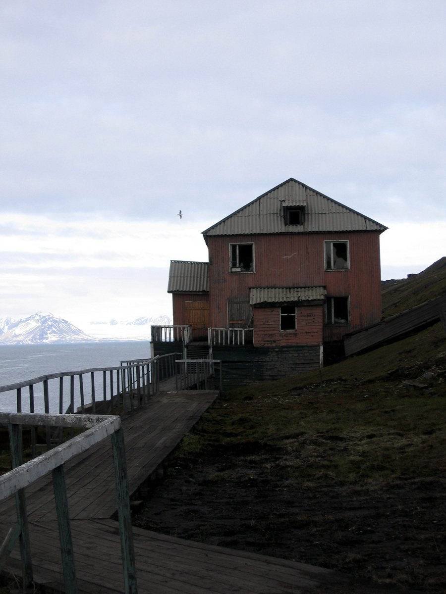 Free Abandoned house in the Artic Stock Photo - FreeImages com