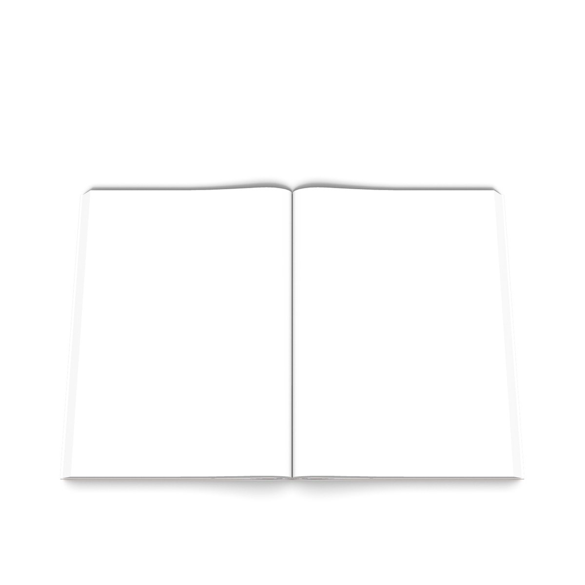 Free Blank Magazine Template 4 Stock Photo Freeimages