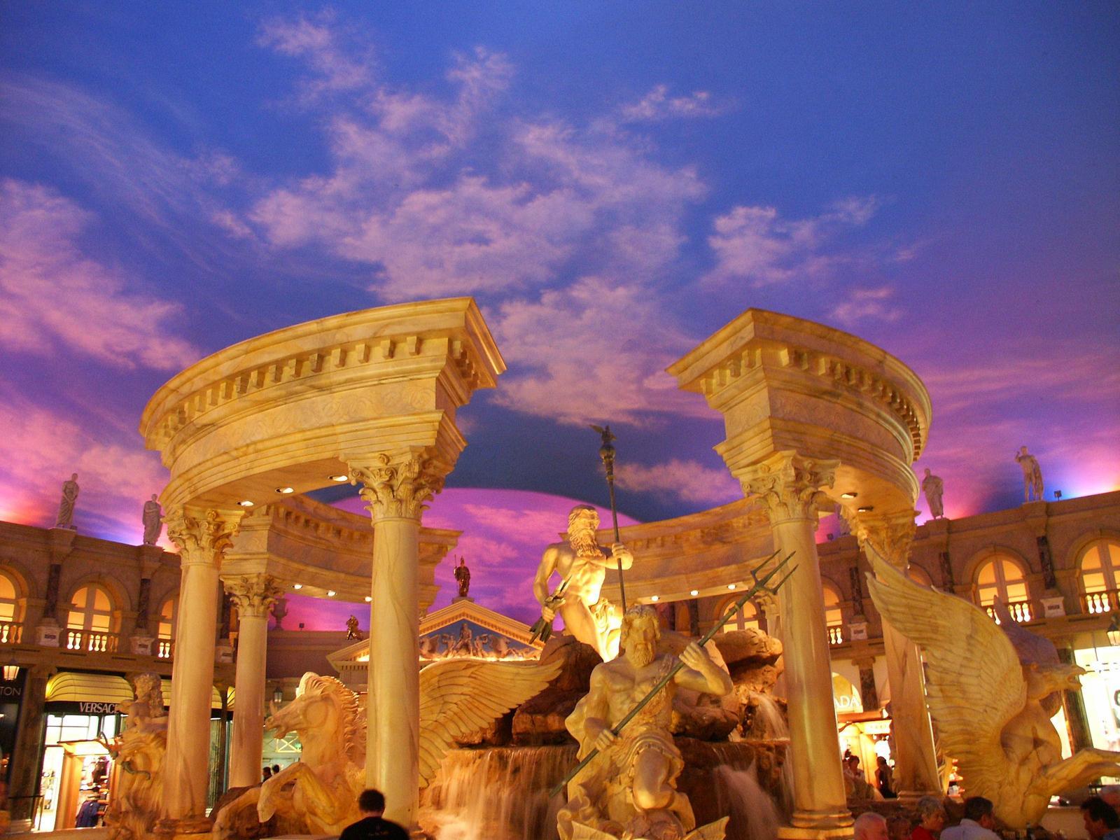 Free Caesars Palace Statue Stock Photo - FreeImages.com