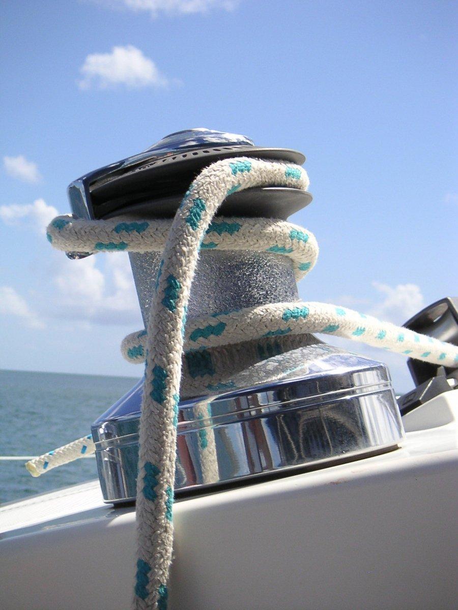 Boat winch