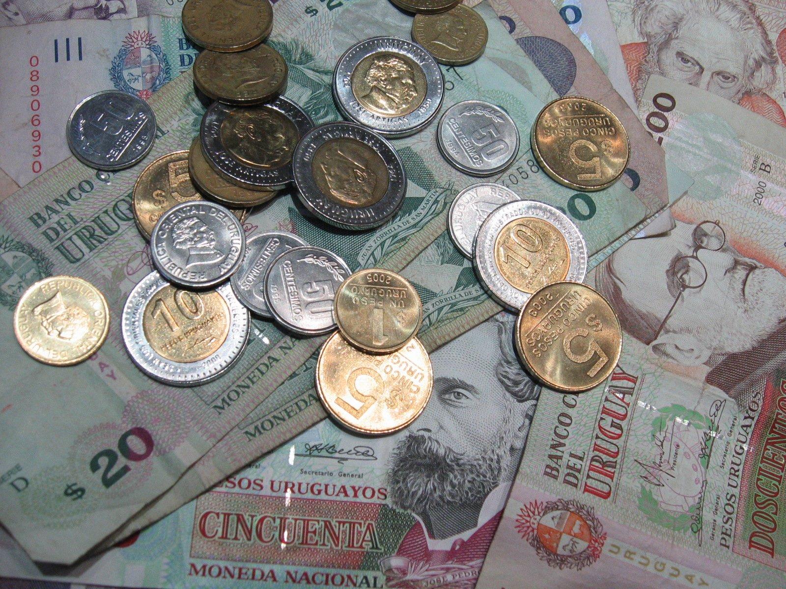 money - uruguay