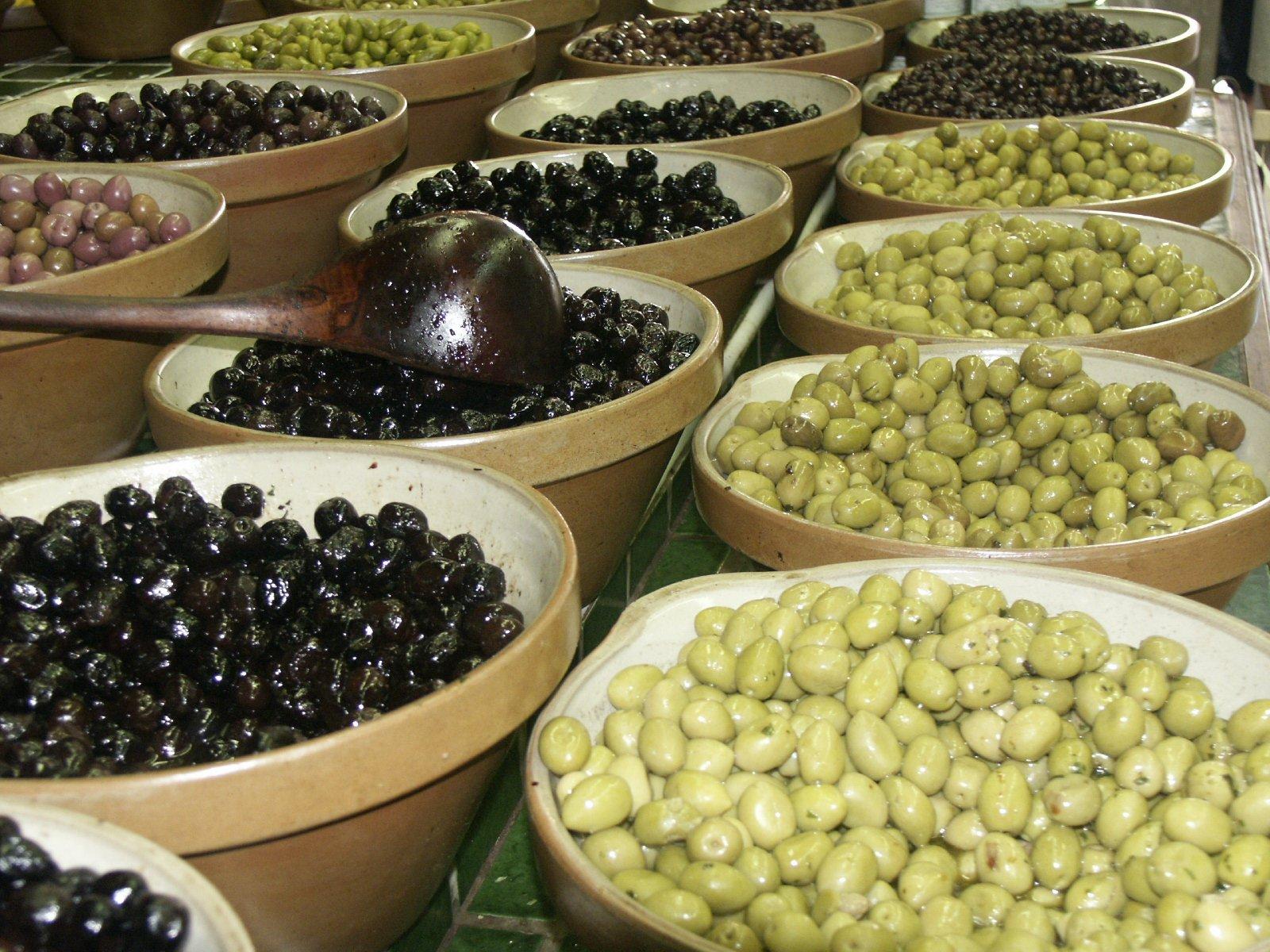 Оливки или маслины в чём разница и польза? Разновидности 13