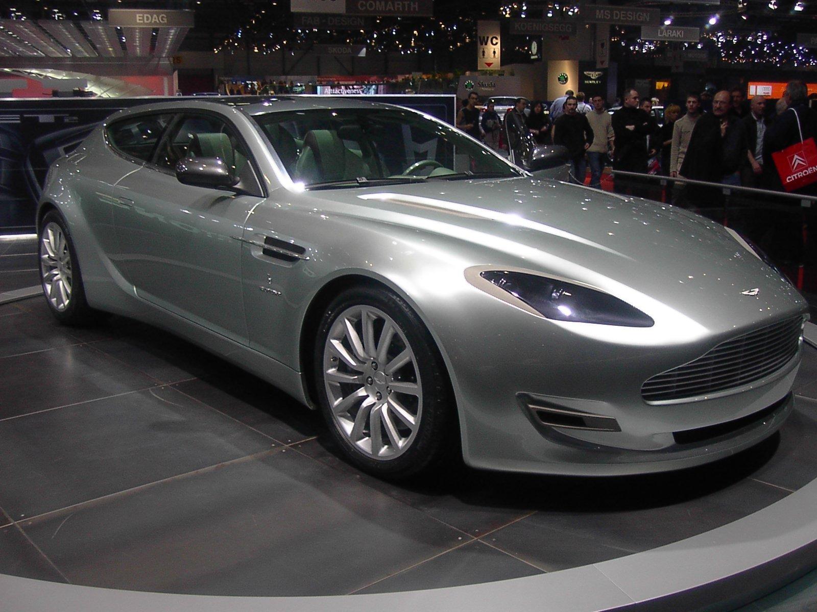 Free Aston Martin Stock Photo