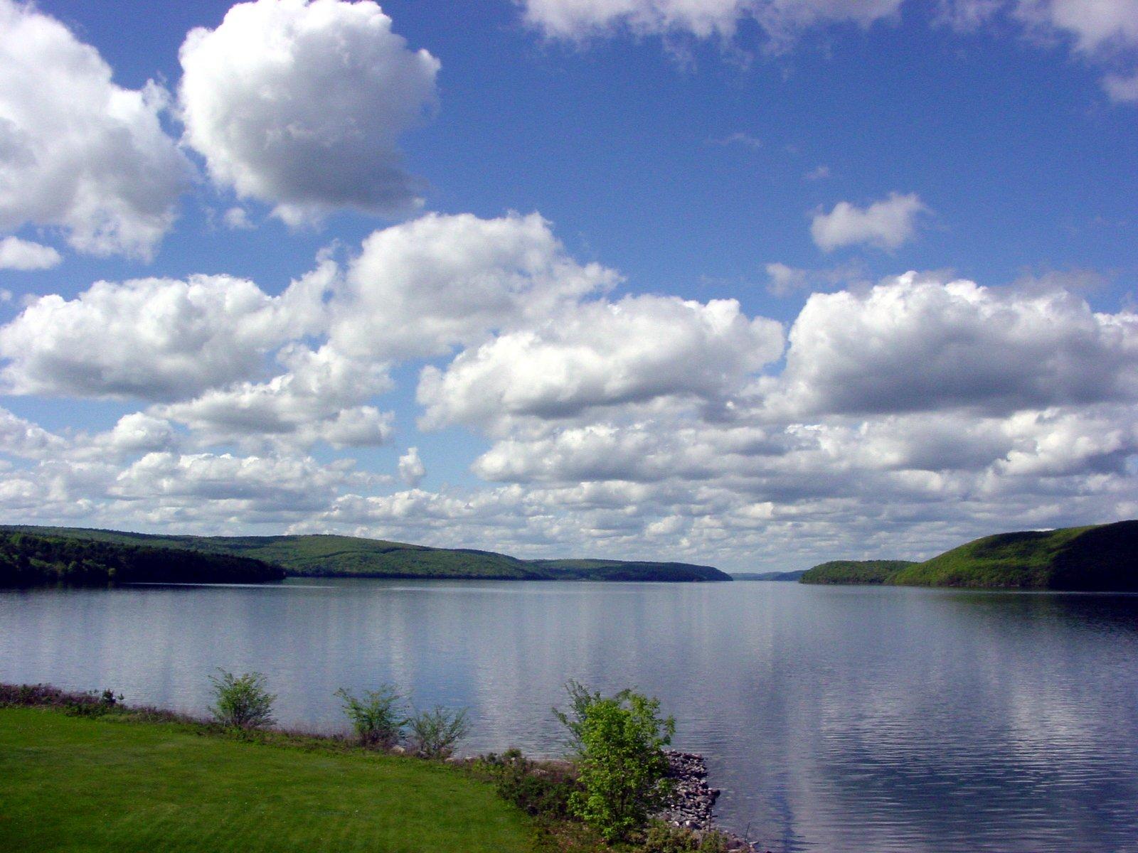 Free Quabbin Reservoir Massachuset Stock Photo