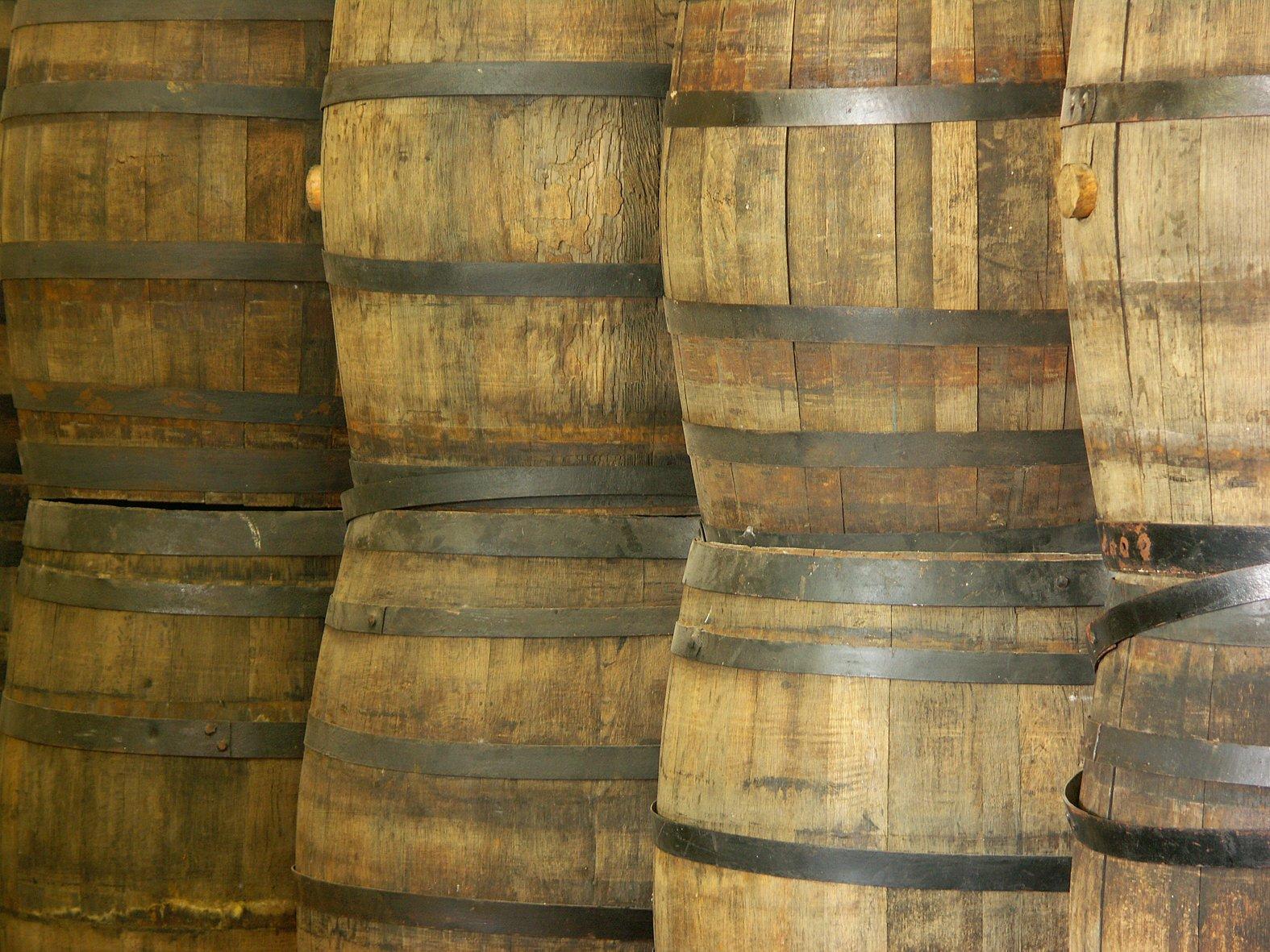 Free wine barrel 2 Stock Photo - FreeImages com