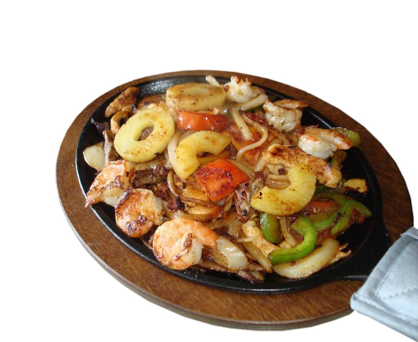 Mexican Food Crockery