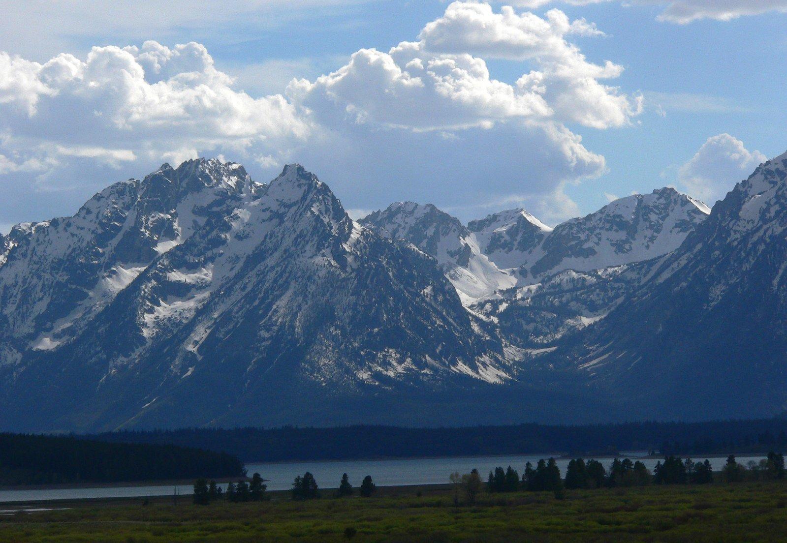 Free Grand Teton Mountains Stock Photo - FreeImages.com