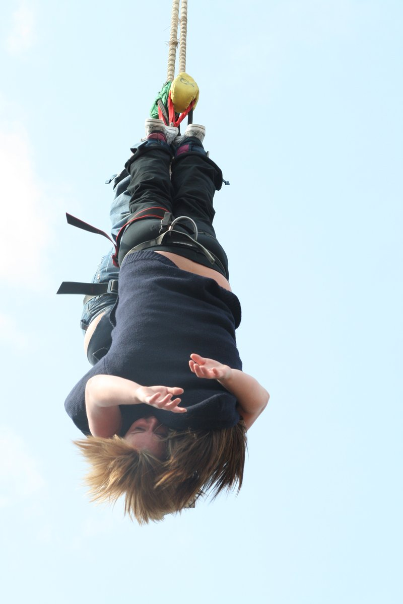 Free bungee jump Stock Photo - FreeImages com