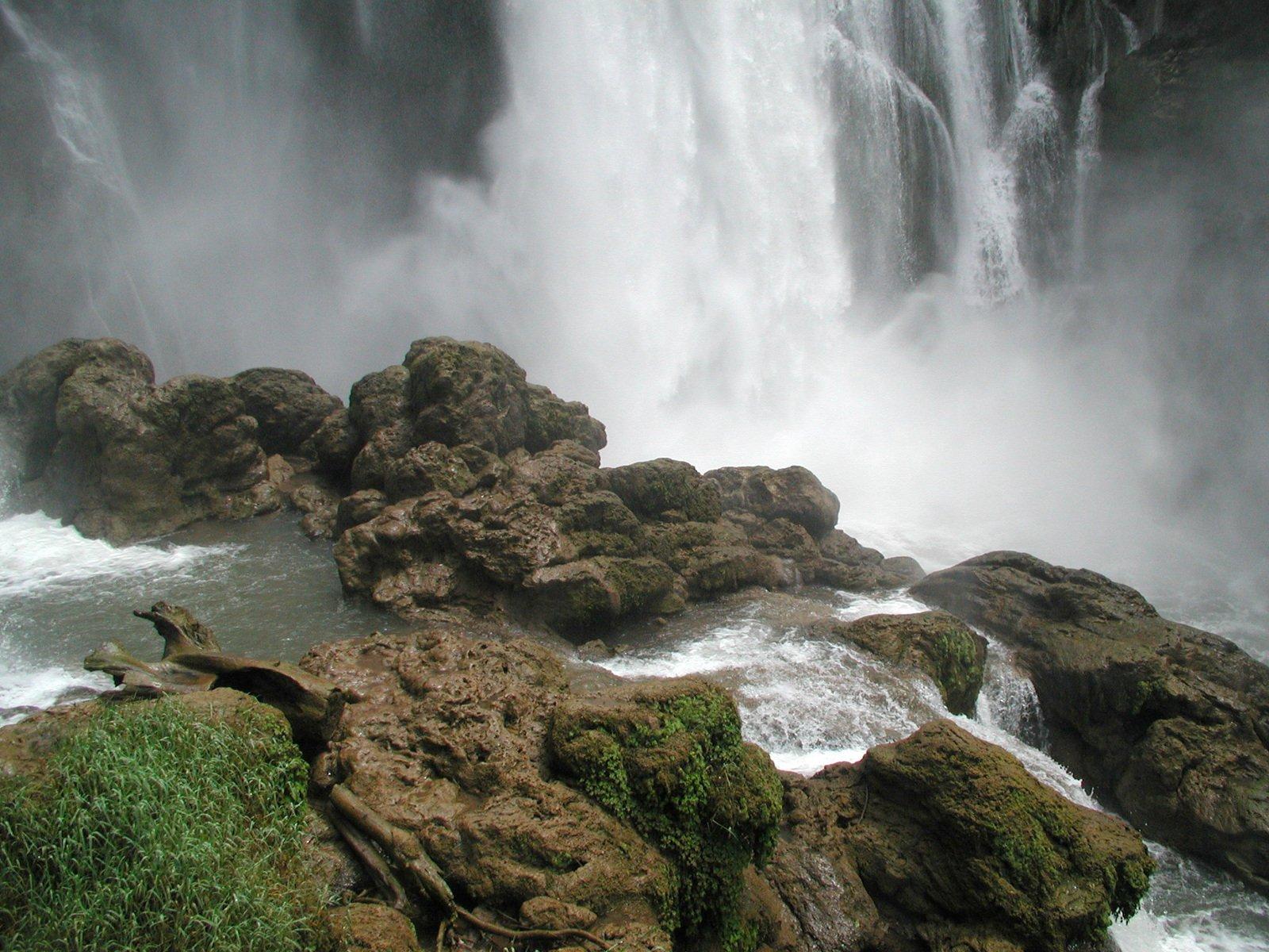 Free Pullapanzak Waterfall Stock Photo