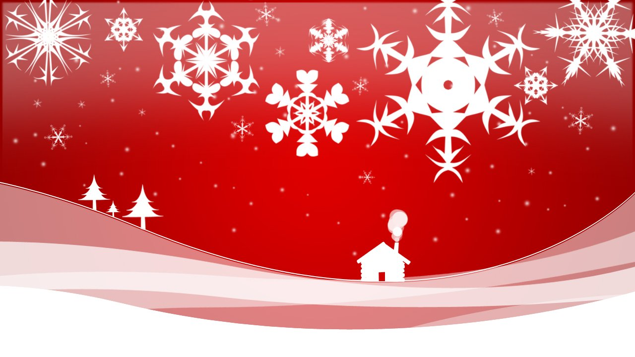 Free Weihnachten Schnee-Szene Stock Photo - FreeImages.com
