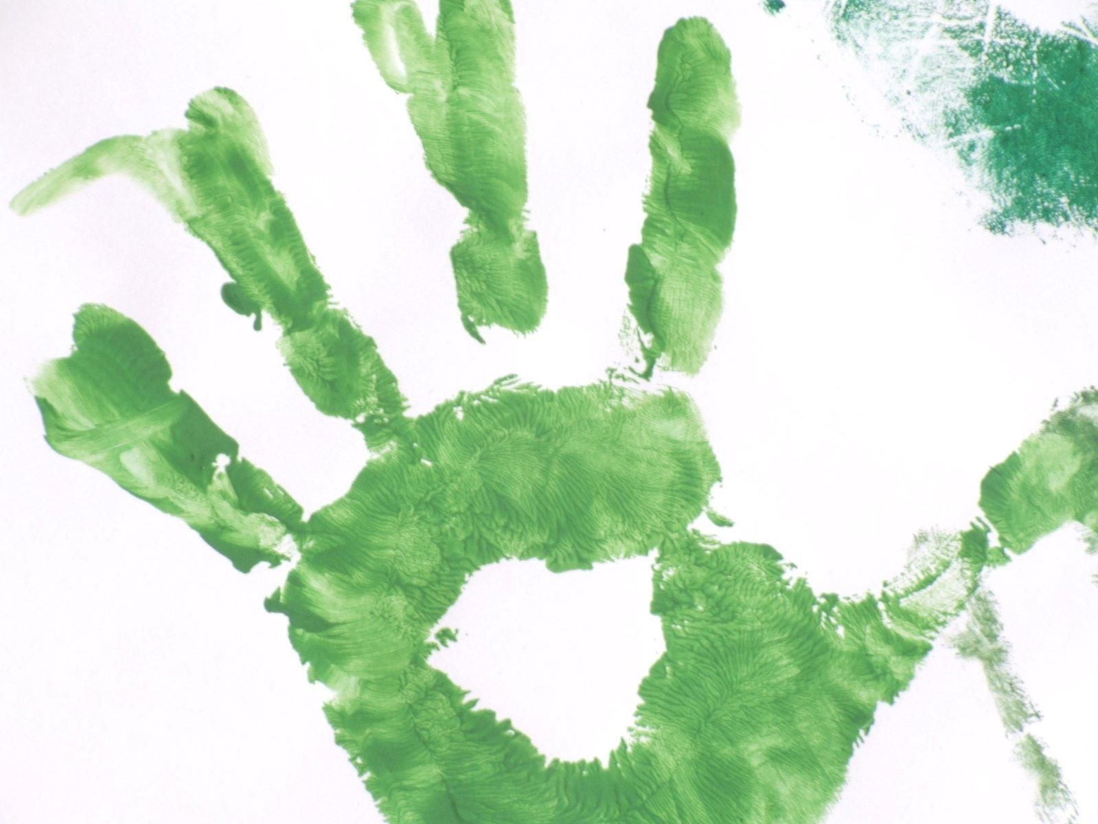 тут зеленая рука картинки одному внешнему виду