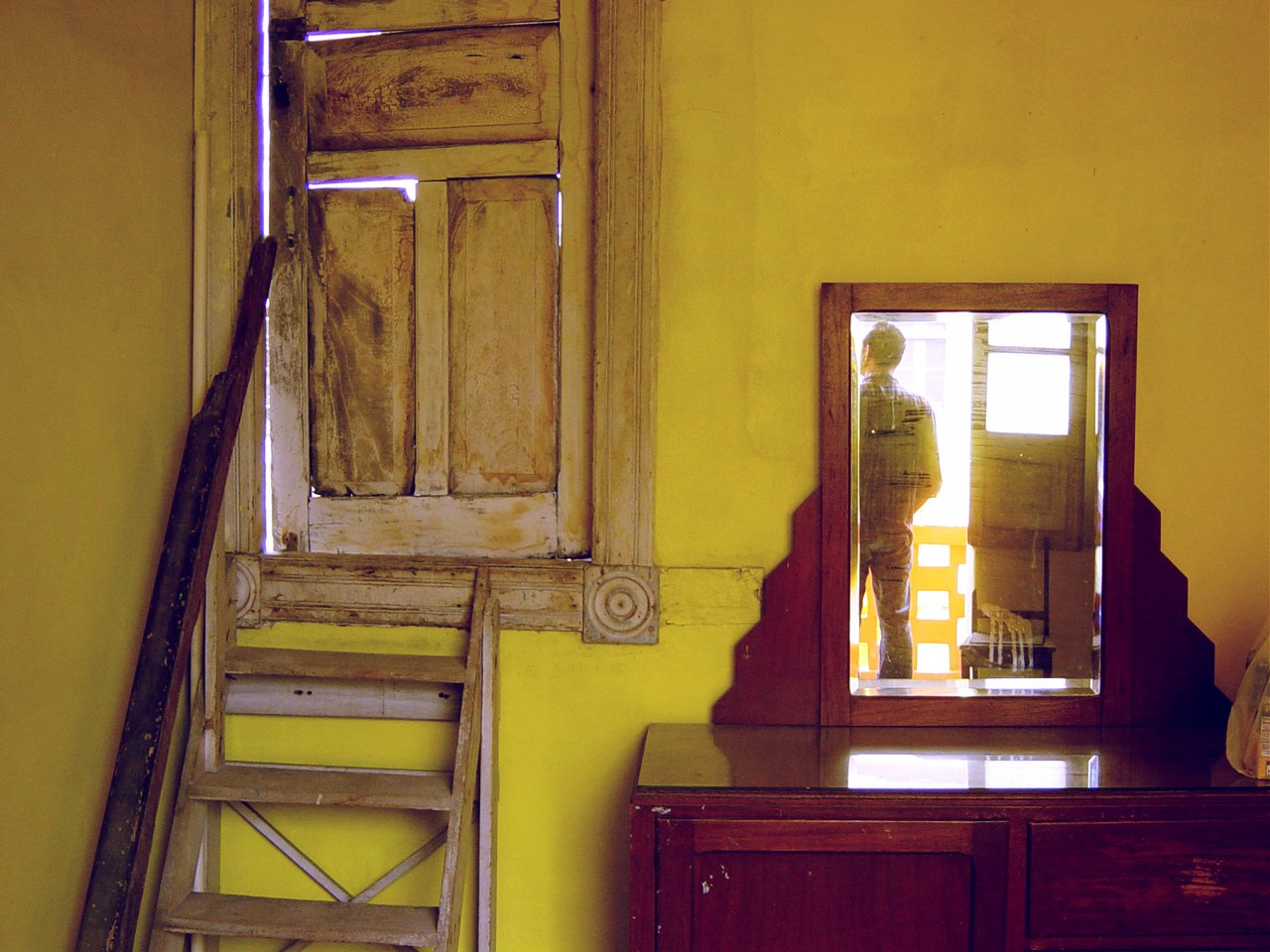 micko in merida mirror