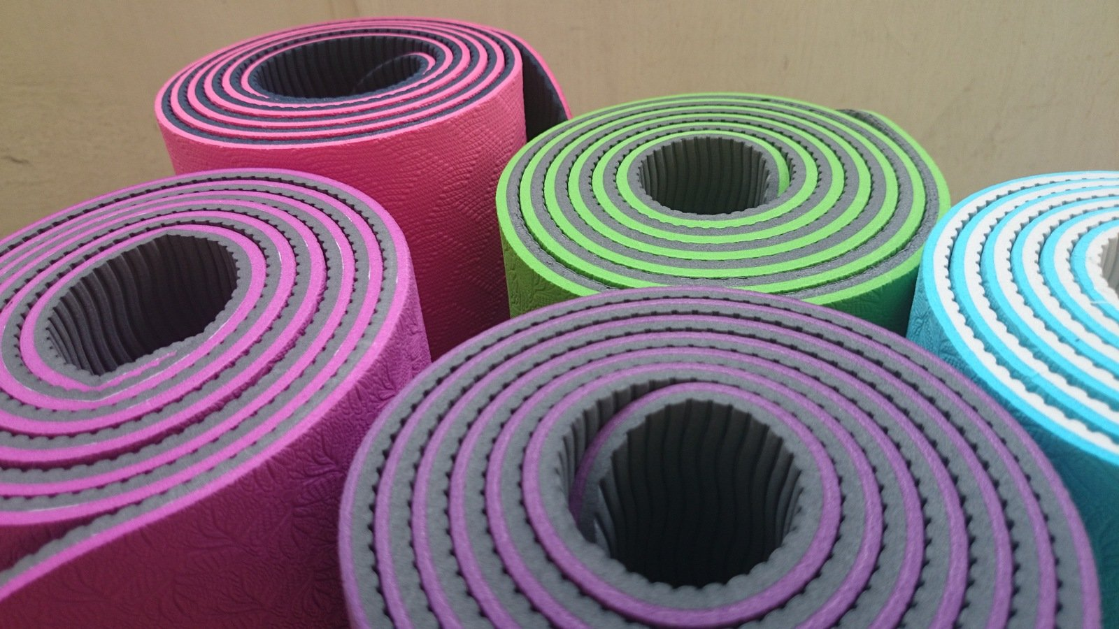 Free Yoga Mats Stock Photo Freeimages Com
