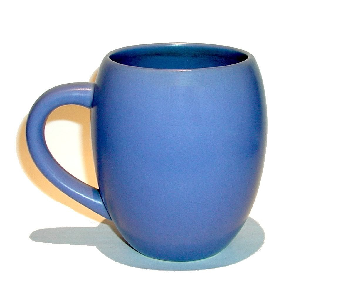 Free blue mug 3 stock photo for Natural stone coffee mugs
