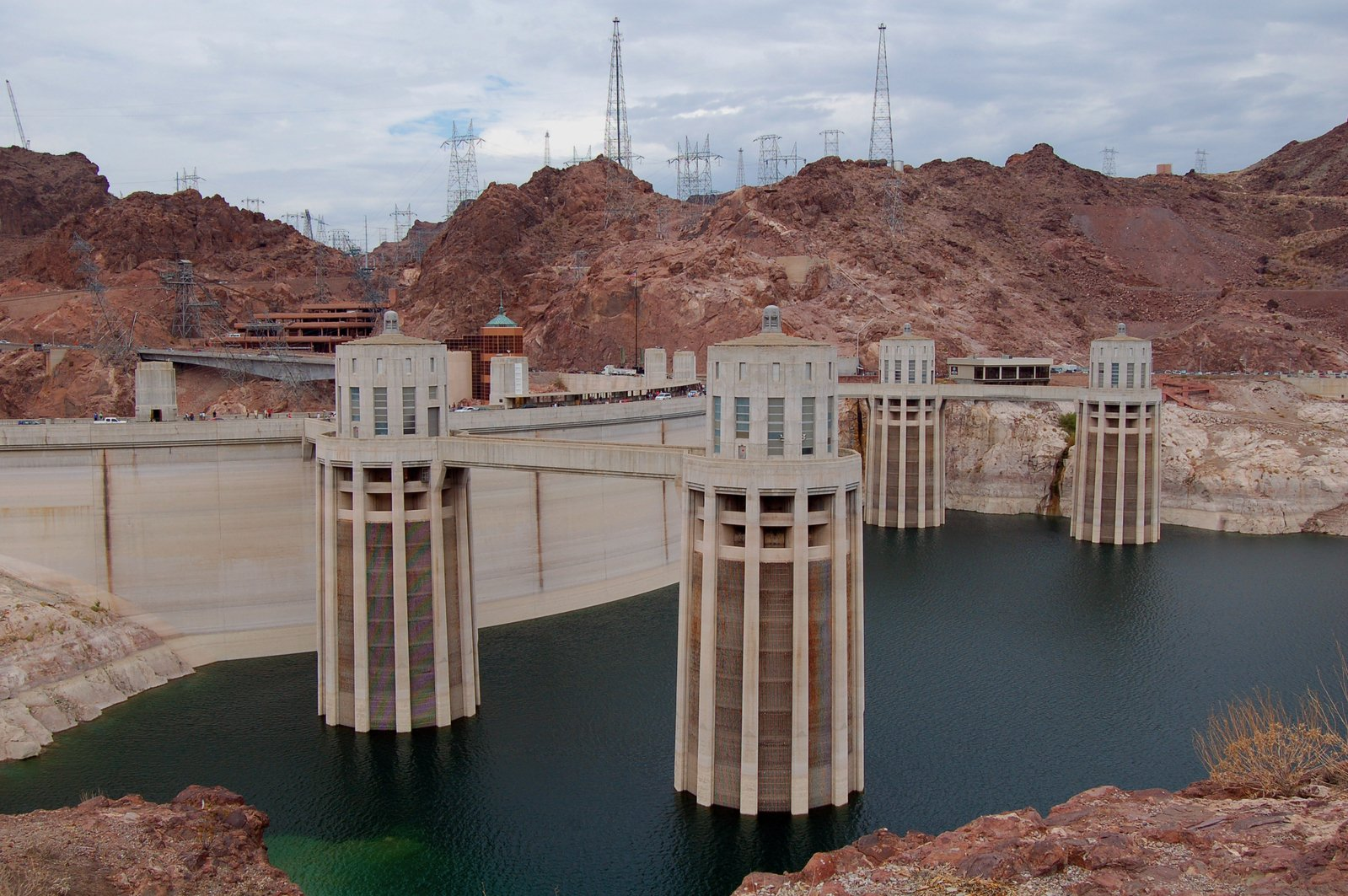 Major Mike | Today in History 09/30 (Hoover Dam) |Hoover Dam Water