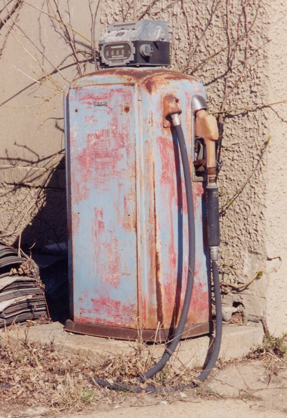 Free Old Gas Pump Stock Photo - FreeImages com