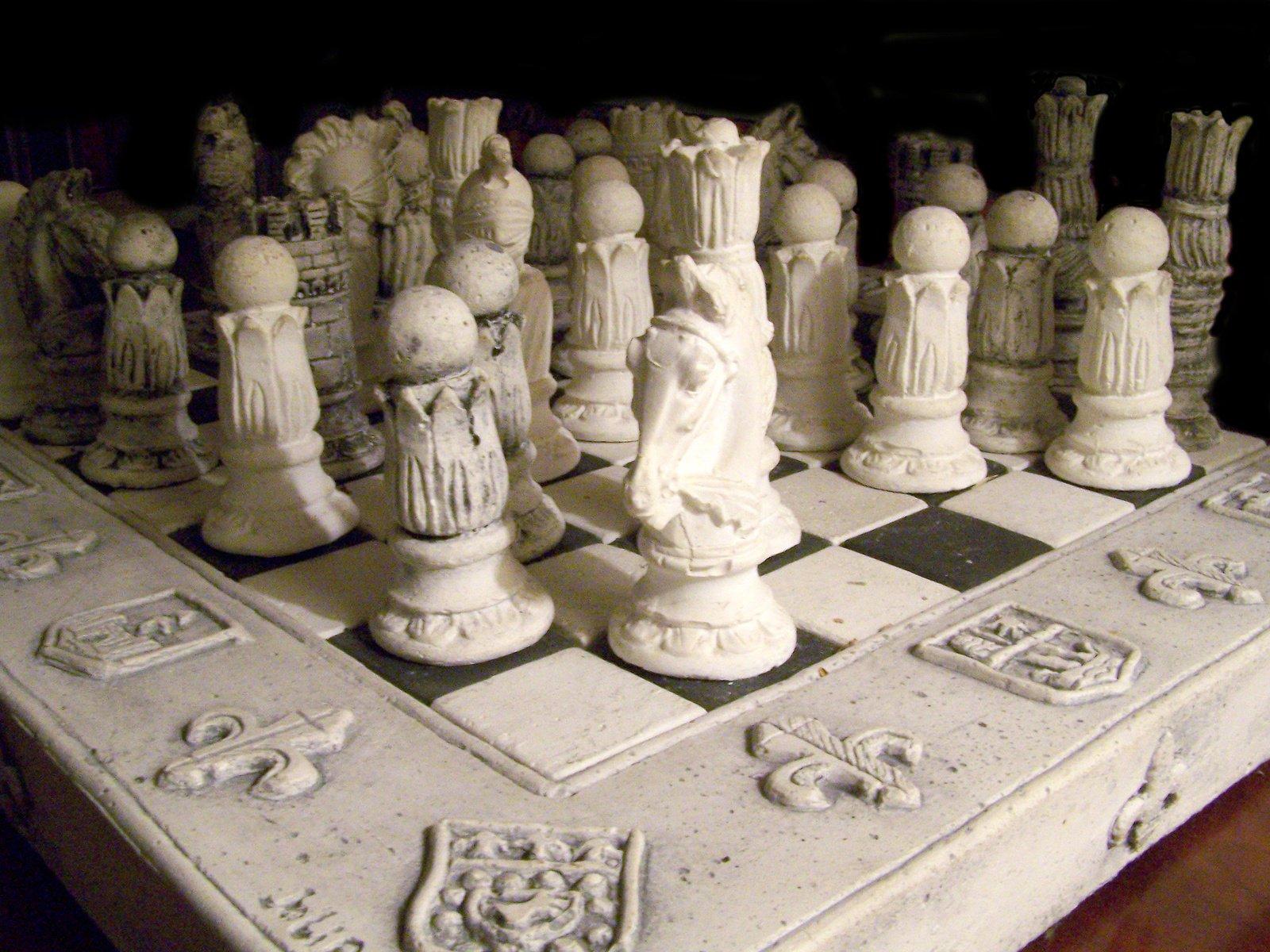 Jeu d'échecs 1