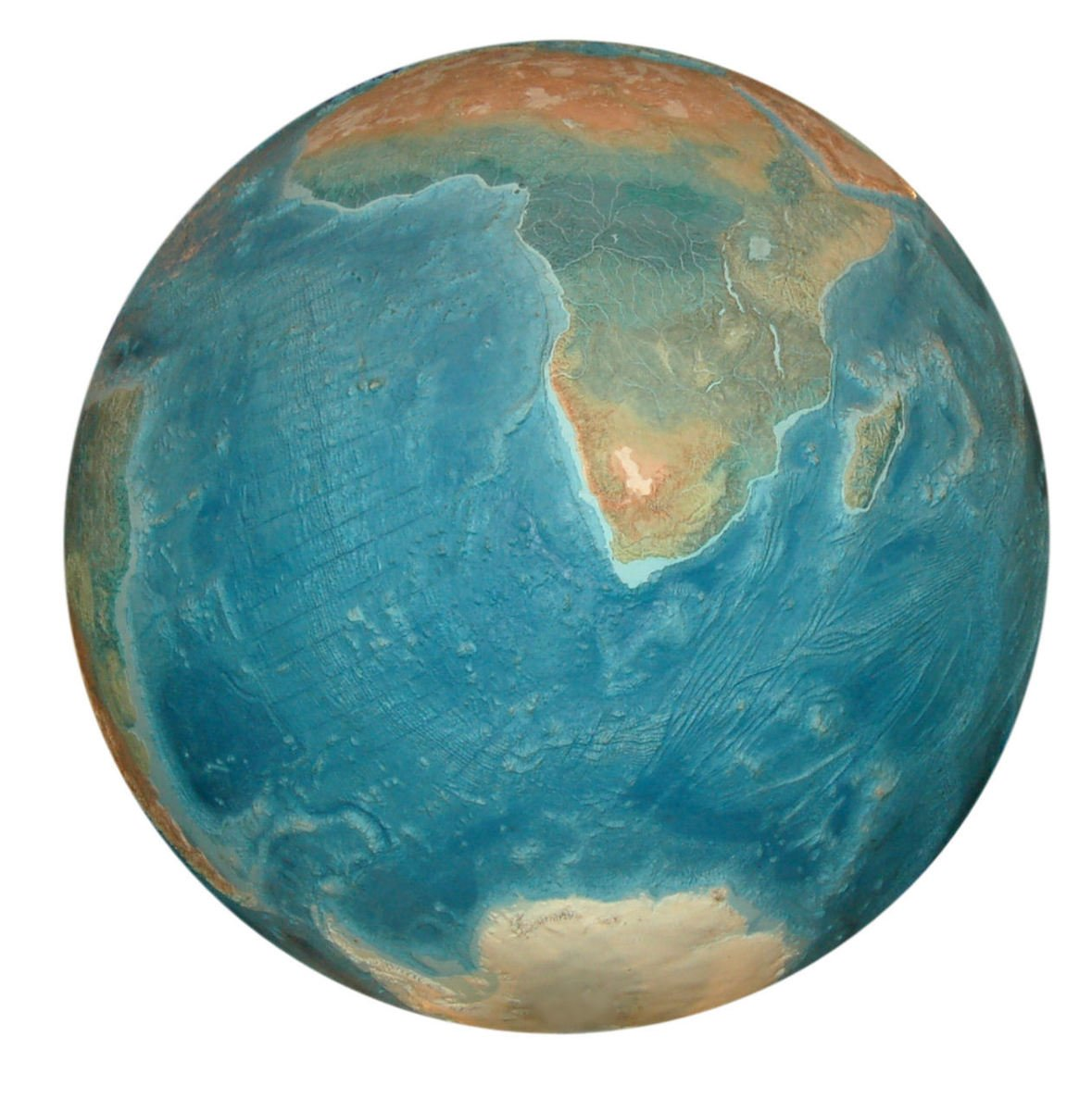 Africa on top of the world