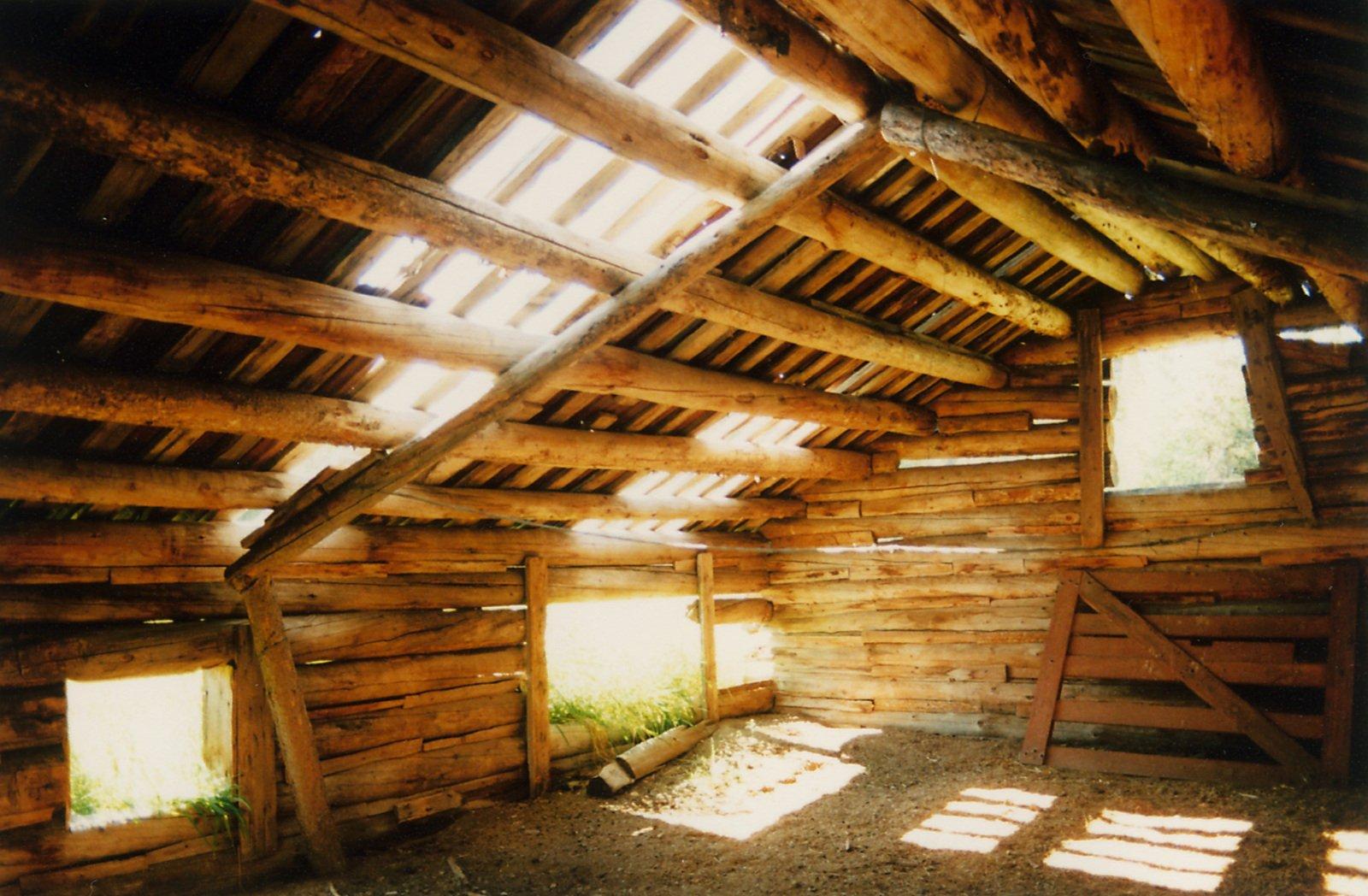 Free Sunlit Barn Stock Photo Freeimages Com