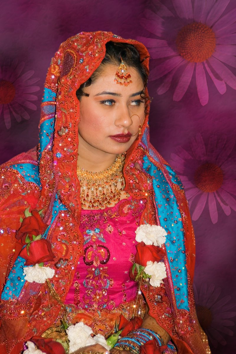 Bride,female,bride,pakistan