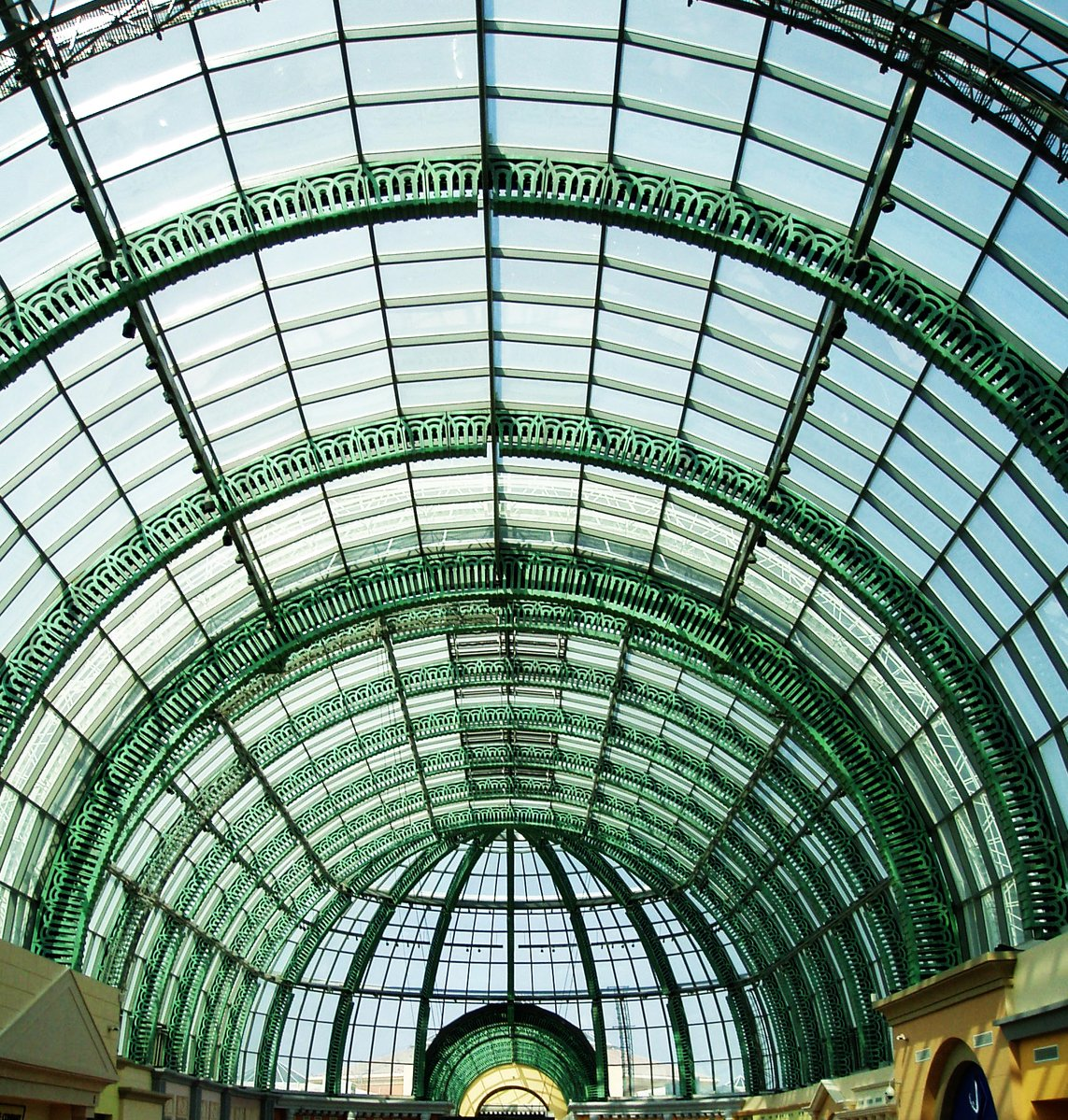 Free Glass Roof Stock Photo Freeimages Com