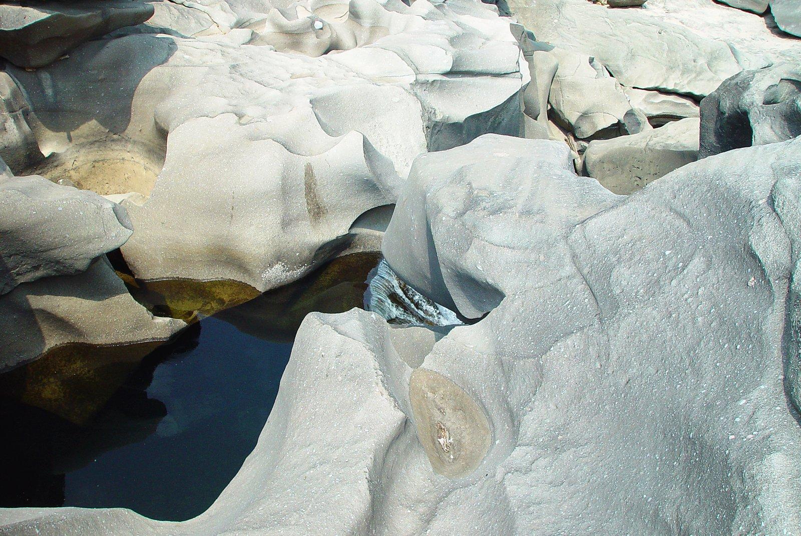 Vale da Lua, Rock Formations