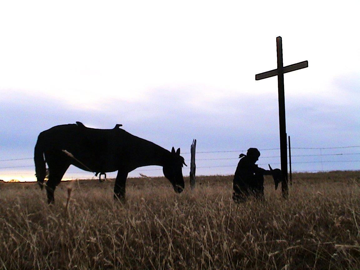 Cuando muere un vaquero