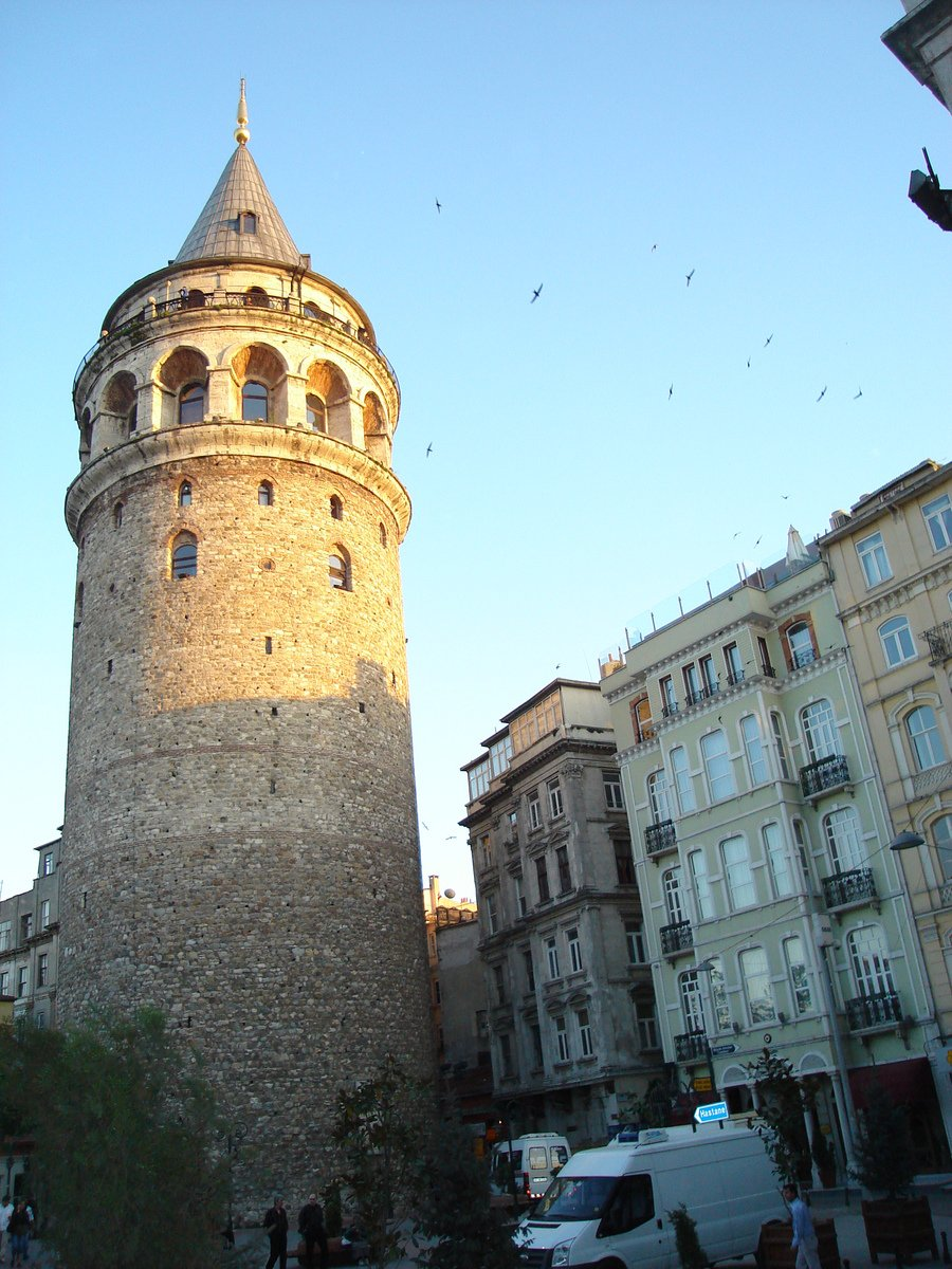 Free Galata Tower Stock Photo Freeimages Com