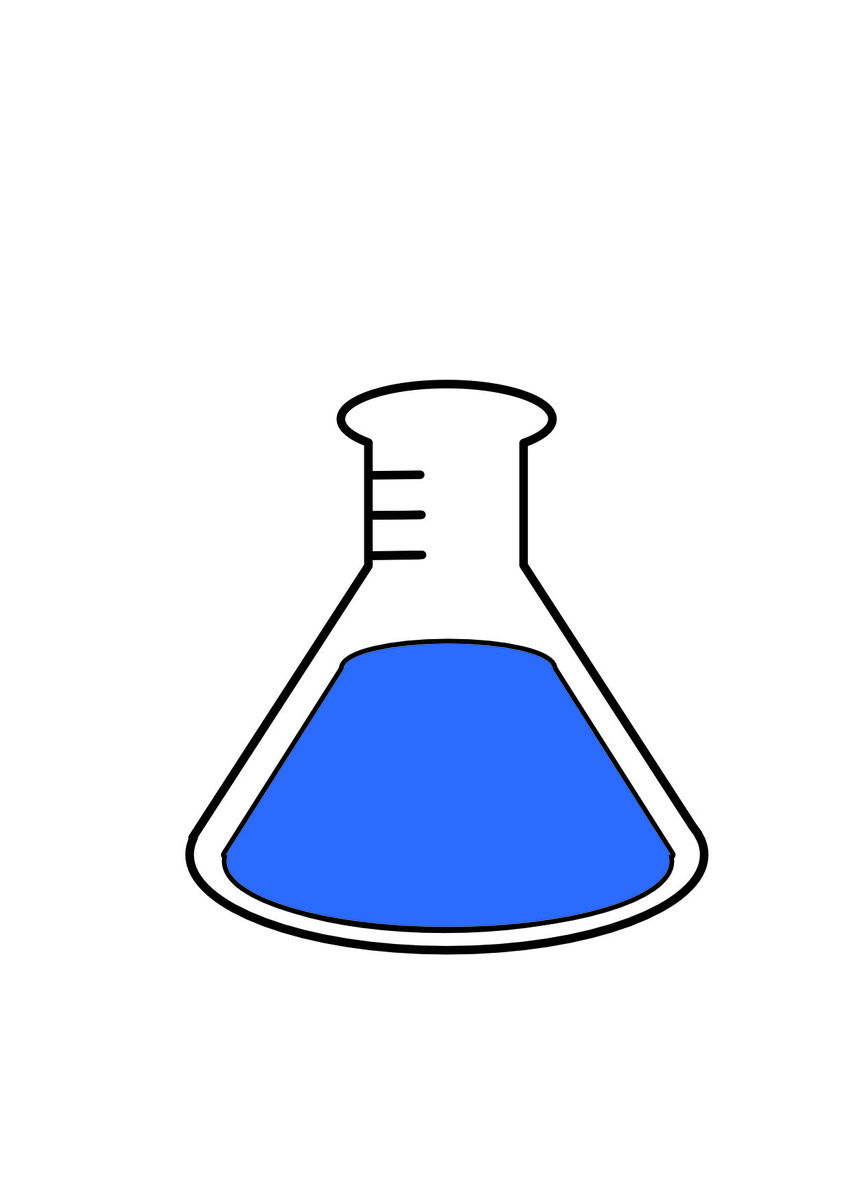 Free Clipart Erlenmeyer Flask Stock Photo - FreeImages.com