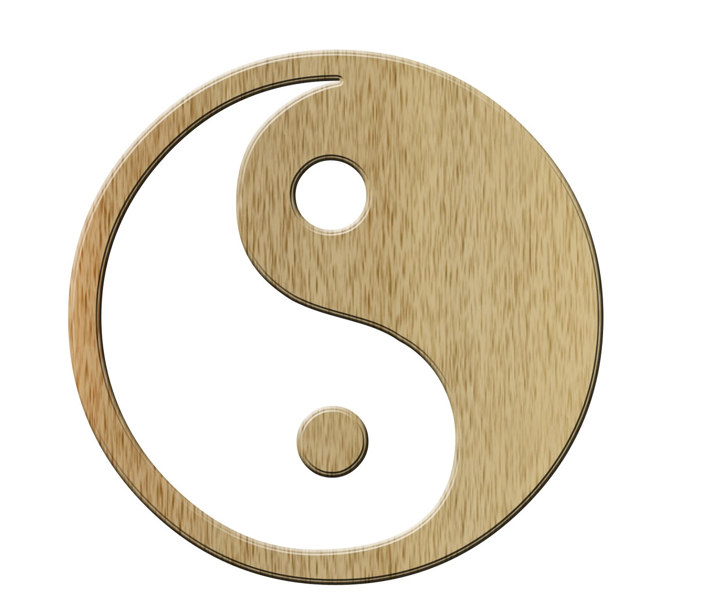Free Smbolo De Yin Yang 5 Stock Photo Freeimages
