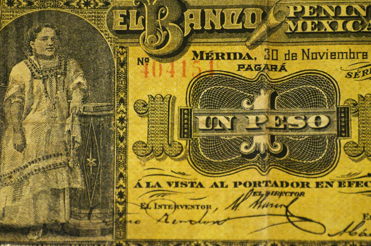 Free Mexican Peso Detail 2 Stock Photo - FreeImages com