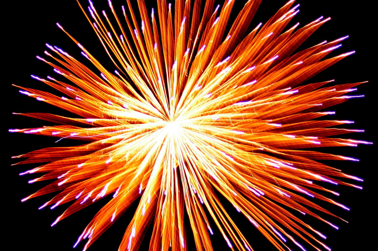 Free Fireworks Stock Photo