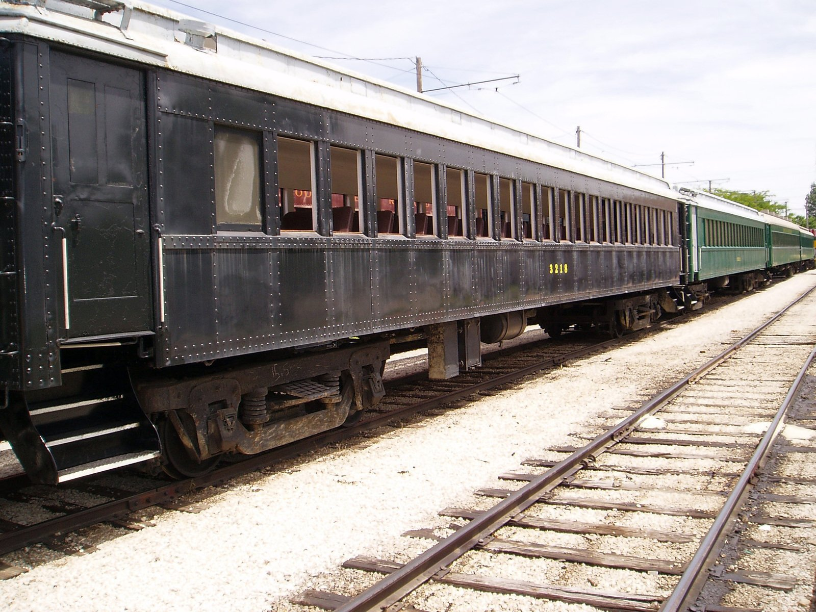 Train Car Perspective