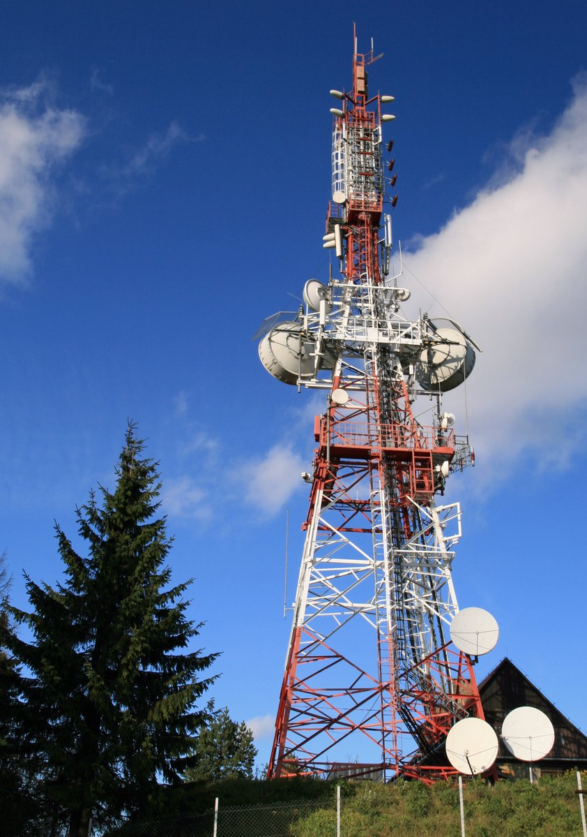 Free Communications Tower Stock Photo Freeimages Com