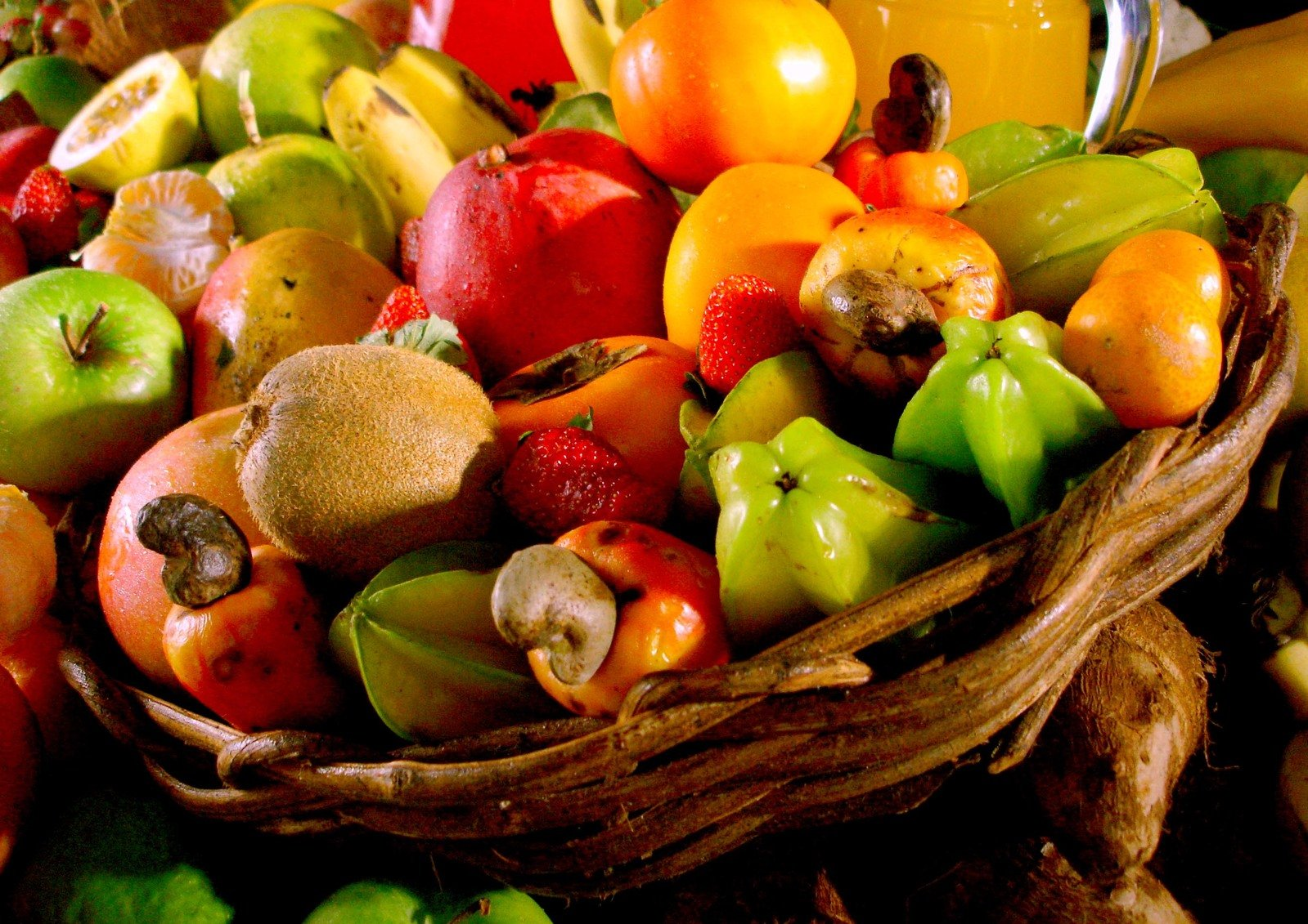 Fruits and Vegetables of Brazil 5