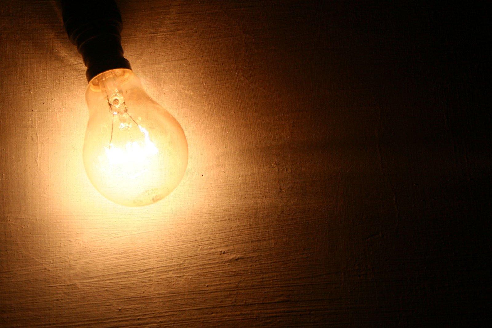 free bulb stock photo