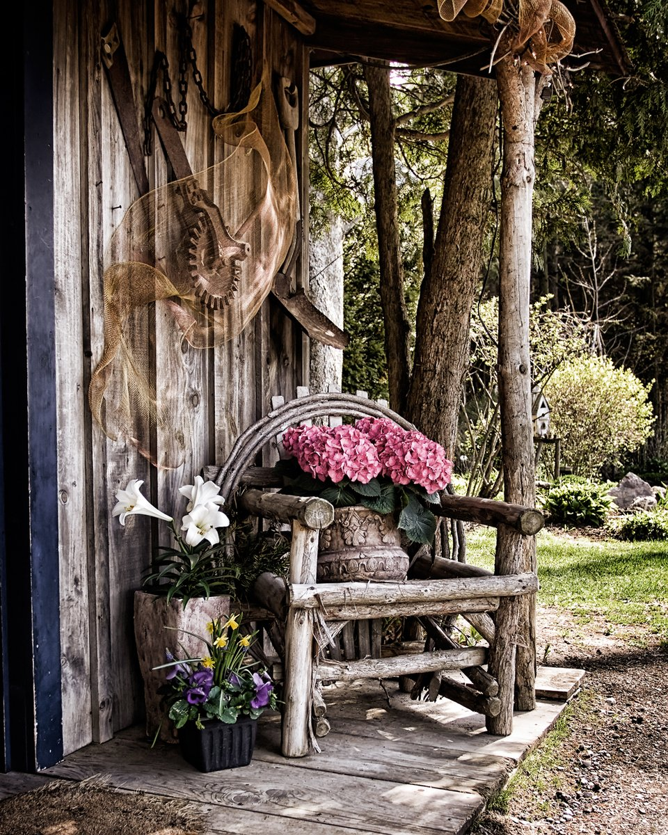 Front Porch Of Yellow House Stock Photo: Free Front Porch Stock Photo