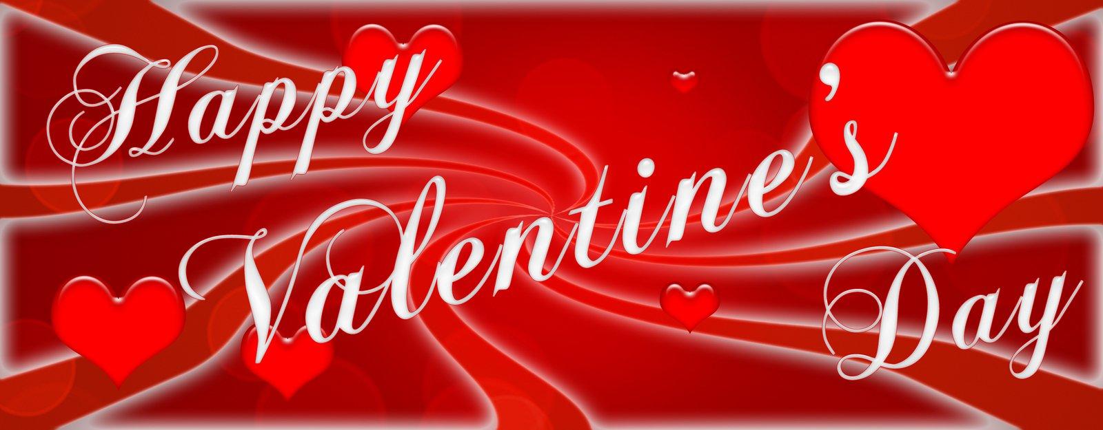 free happy valentines day stock photo
