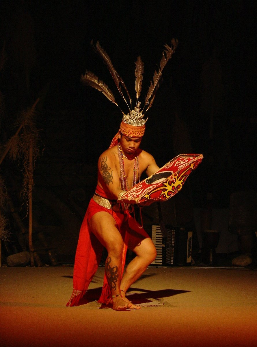 Free Iban Dance Stock Photo Freeimages Com