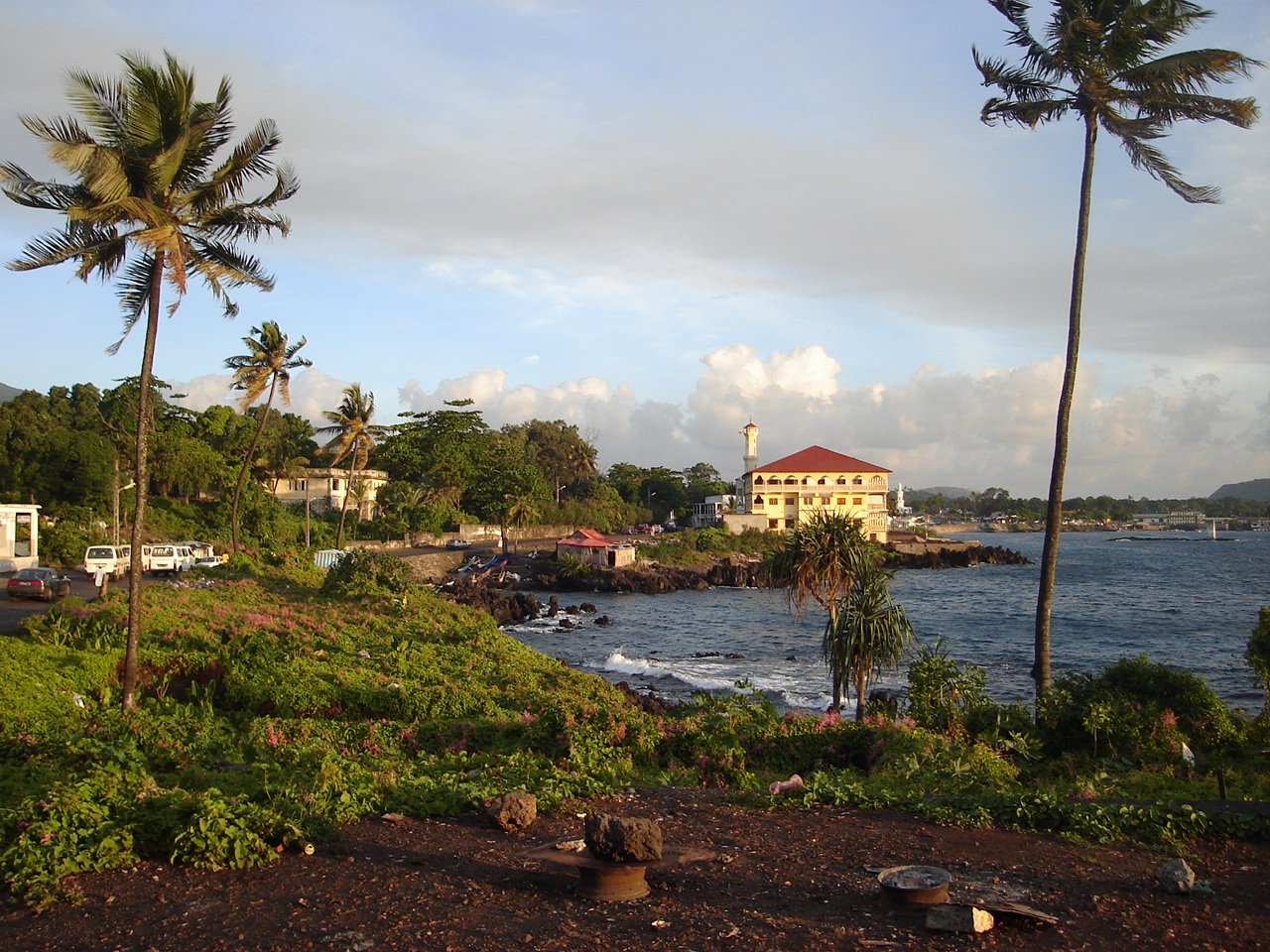 热带的地方合唱谱
