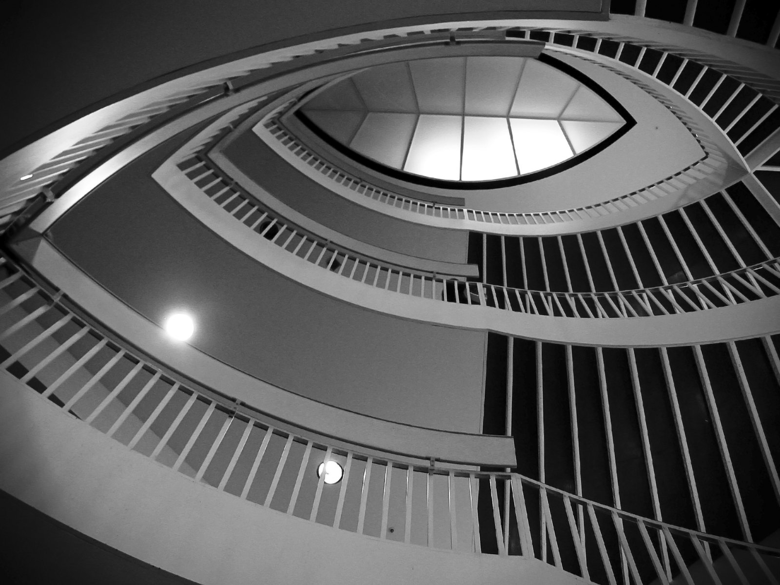 Free Spiral Stairs Stock Photo