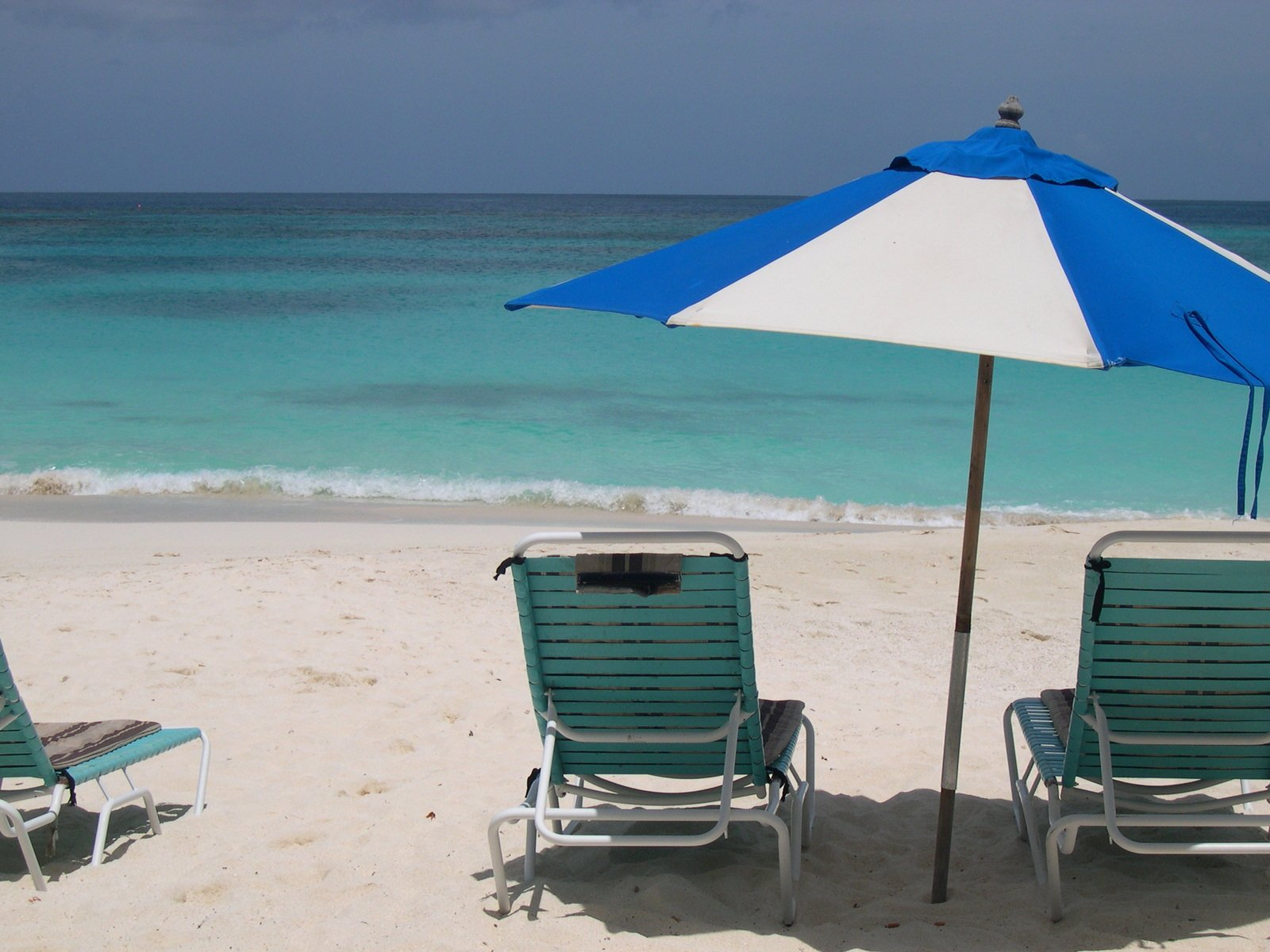 Free Beach Chairs Stock Photo Freeimages Com
