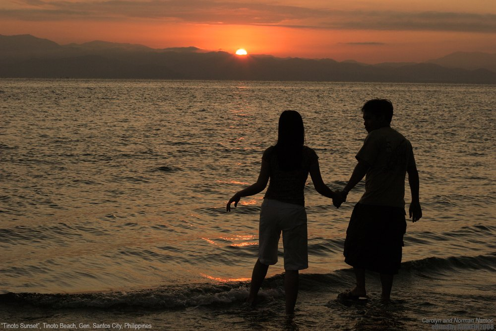 free the tinoto sunset stock photo freeimagescom