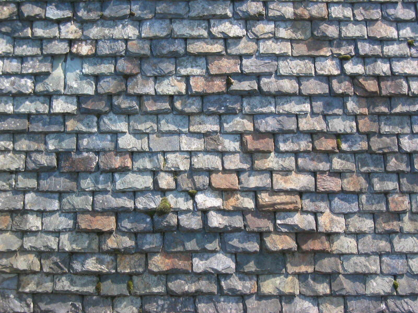 Free Stone Shingle Texture Stock Photo Freeimages Com
