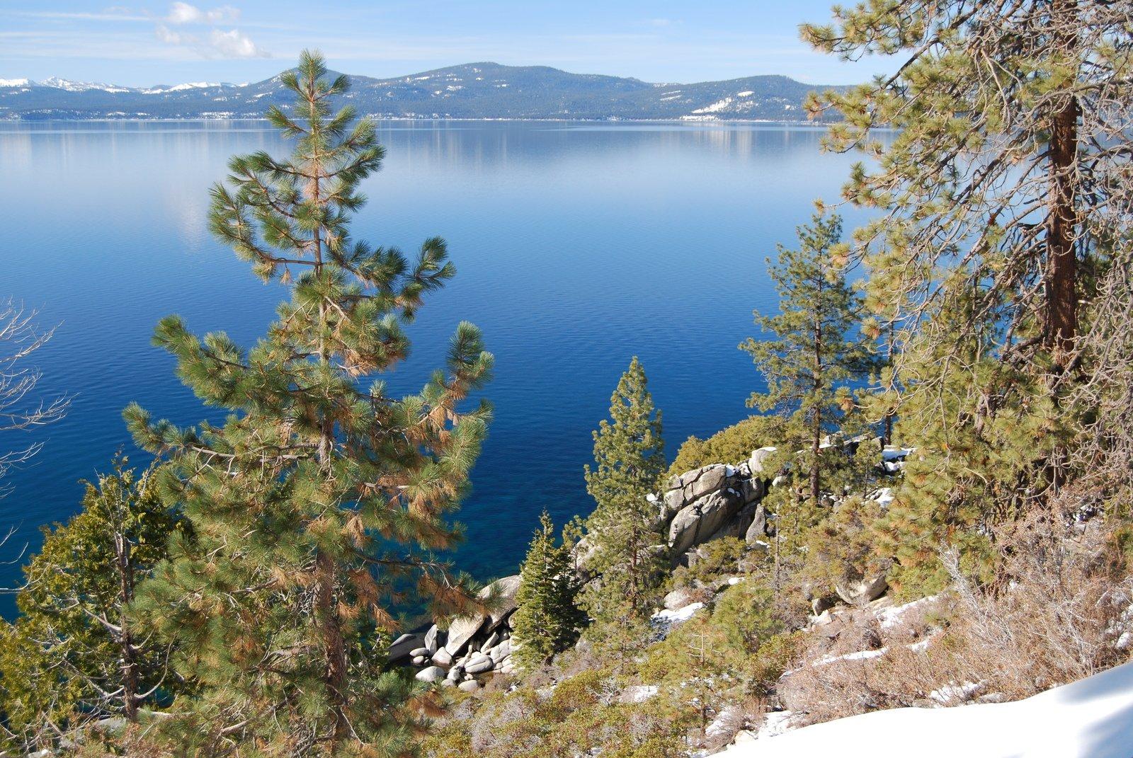 Free Lake Tahoe Stock Photo