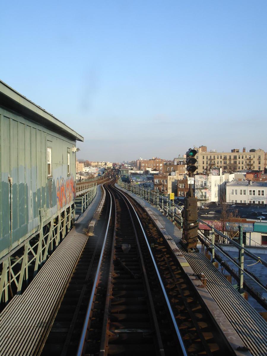 Free Elevated Train Tracks Stock Photo Freeimages Com