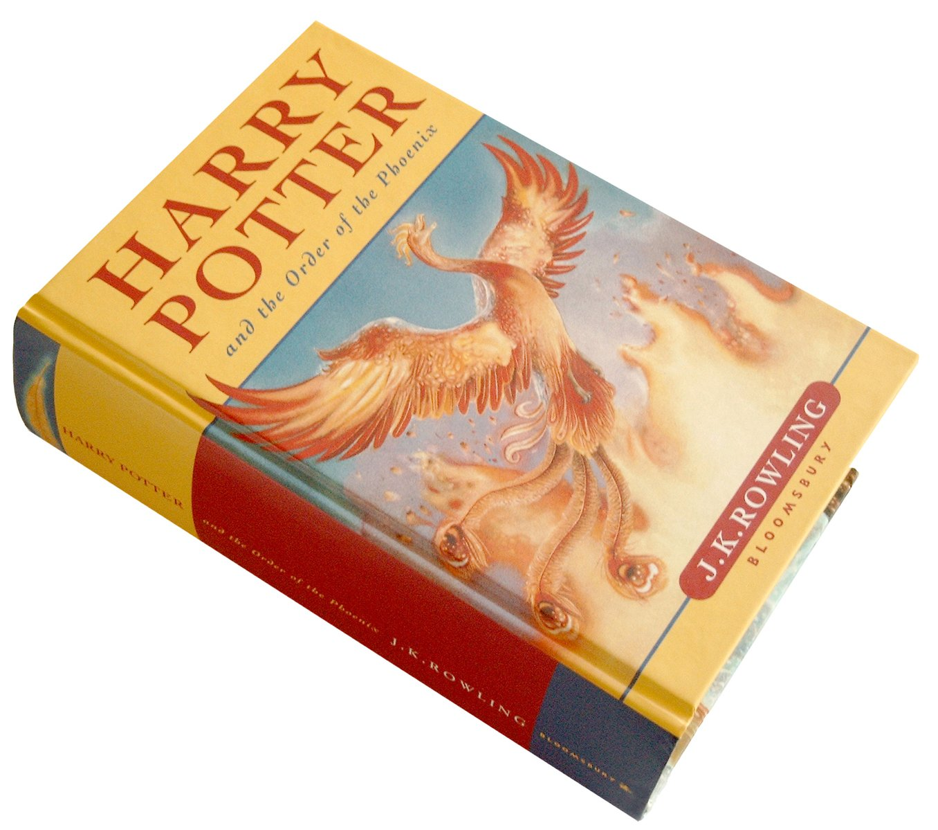 Harry Potter Book Five : Free harry potter book stock photo freeimages
