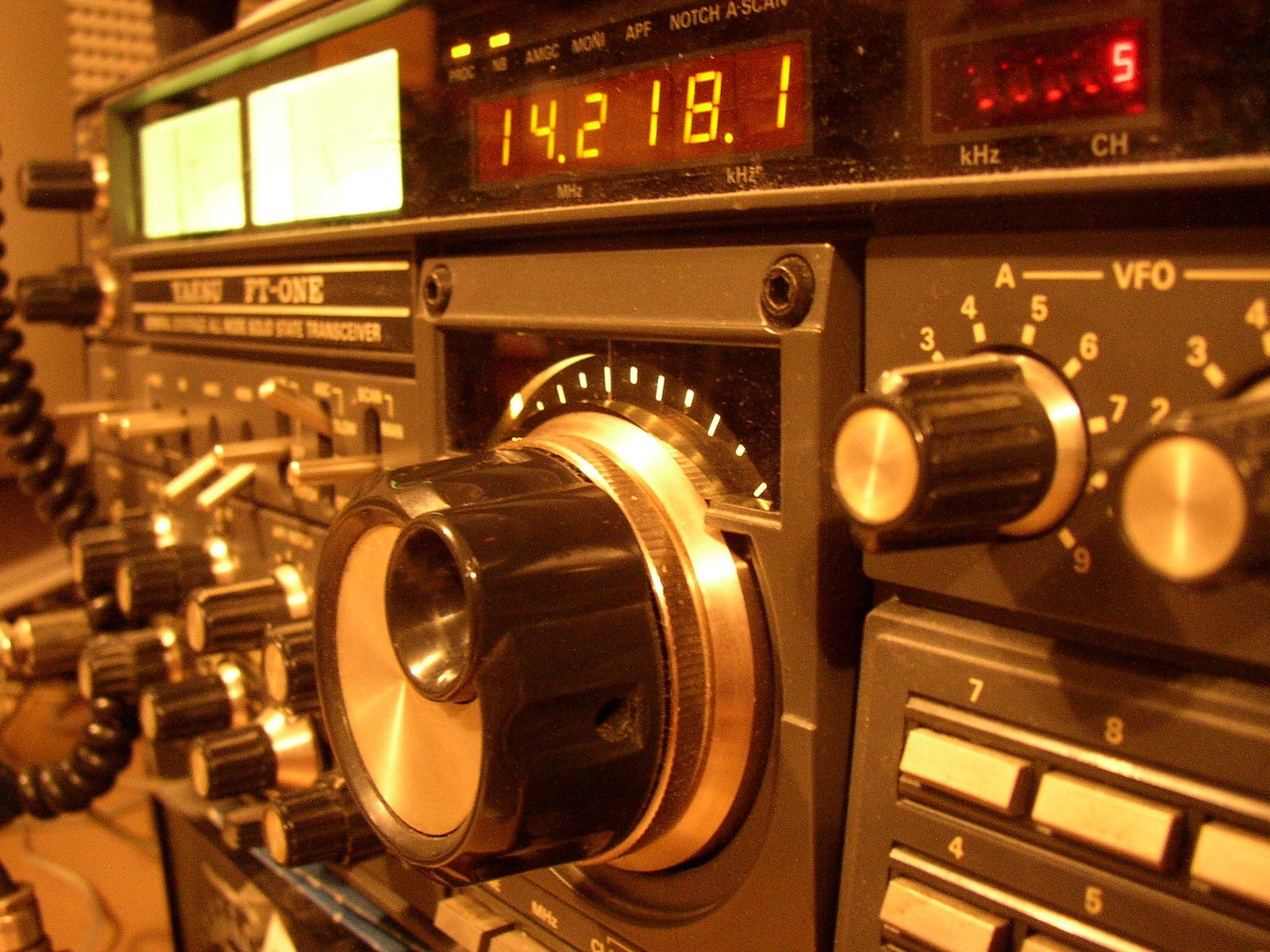 Free Ham Radio Stock Photo Freeimagescom