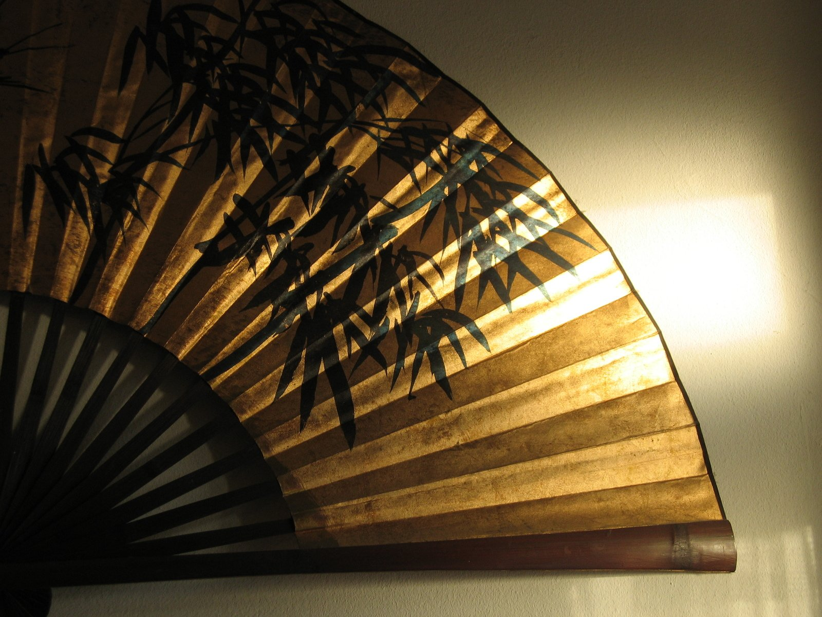 free chinese fan 2 stock photo freeimages com
